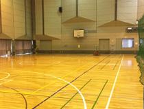 第1体育室の写真
